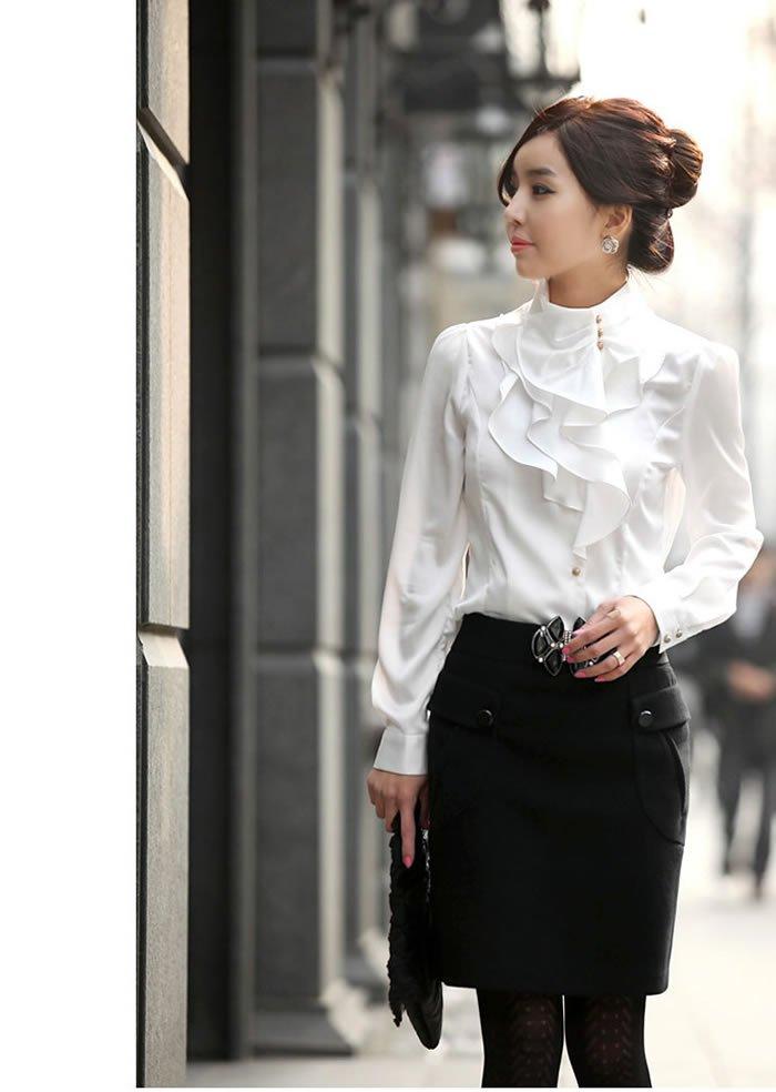 Модные Блузки С Длинным Рукавом В Самаре