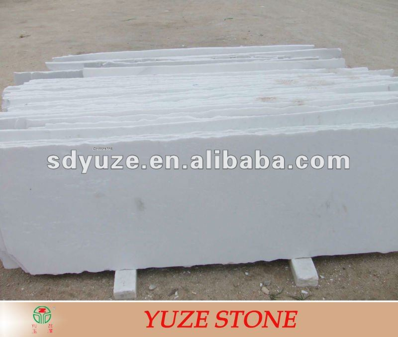 Hot Sale! Cheap and High Quality White Marble Stone M311 , Manufactured by China Alibaba 4 Years Golden Supplier