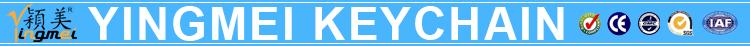 Y04103-4 Round wholesale blank plastic keychains