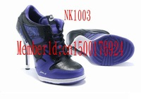 Туфли на высоком каблуке m 2013 Women Sports High Heel Boots Shoes Sports High Heels New Design with Tag and full-color