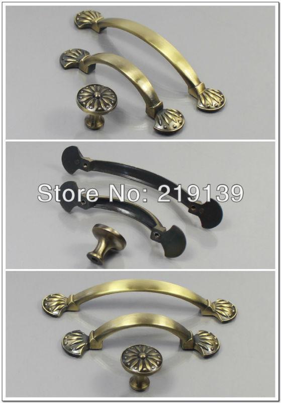 Cabinet Bronze Handle-6001