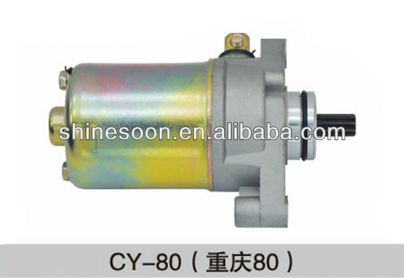 High Quality CY-80 Motorcycle Motor Starter