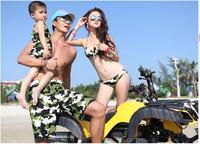 Женская туника для пляжа Military Utility Summer Beach Amorous Feelings Sweethearts Outfit Shorts Beach Men's Swimsuit Lady Beach Swimsuit