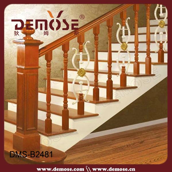 Barandas para escaleras de interior barandas originales - Modelos de escaleras de madera ...