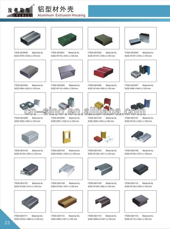 Customized Aluminum Box For Electronic