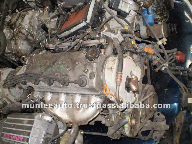 JDM Honda Vtec Used Engine D15, D16, ZC Sohc