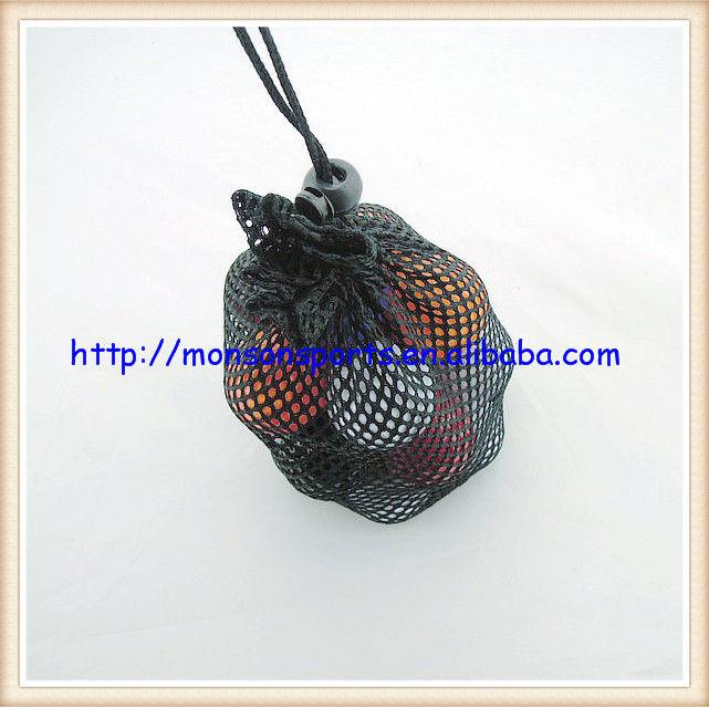 portable mini mesh bag golf balls for golfer