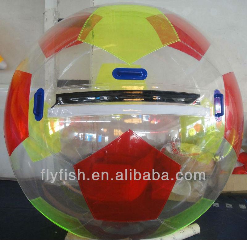 football water machine