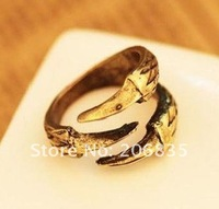 Кольцо New Vintage Bird Claw UO OWL EAGLE Ring