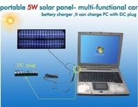 Солнечная батарея Factory supply 5W 18V solar panel car 12v battery charger laptop UK STOCK fast