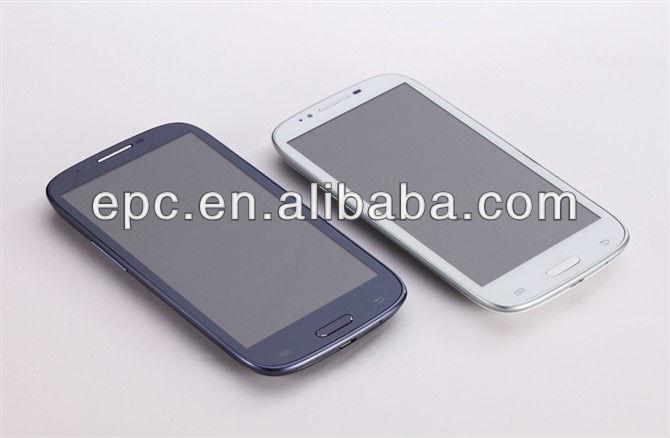 5.7 inch ips screen quad core no brand smart phone