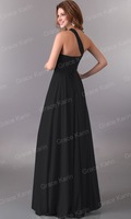 Вечернее платье 1pc/lot GK Stunning One shoulder Wedding Bride Princess Evening Dress Party Gown 8 Size CL3120