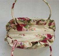 free shipping,NEW ARRIVAL fashion cute totes canvas lady leisure handbag clutch