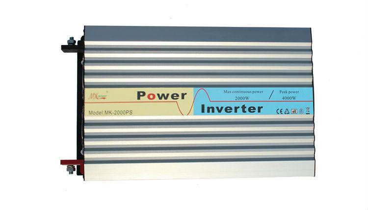 2kw 12V dc ac converter, solar panel inverter