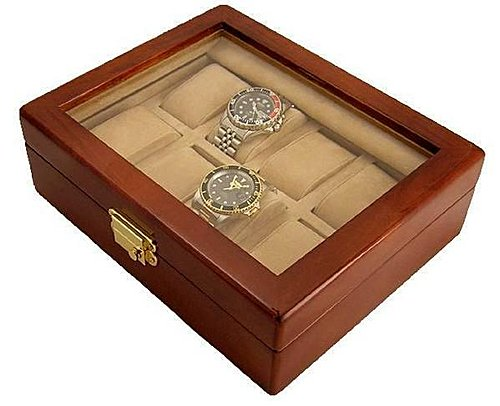 Trade Assurance Handmade Wooden Watch Box Watch Display Box On Sale ...