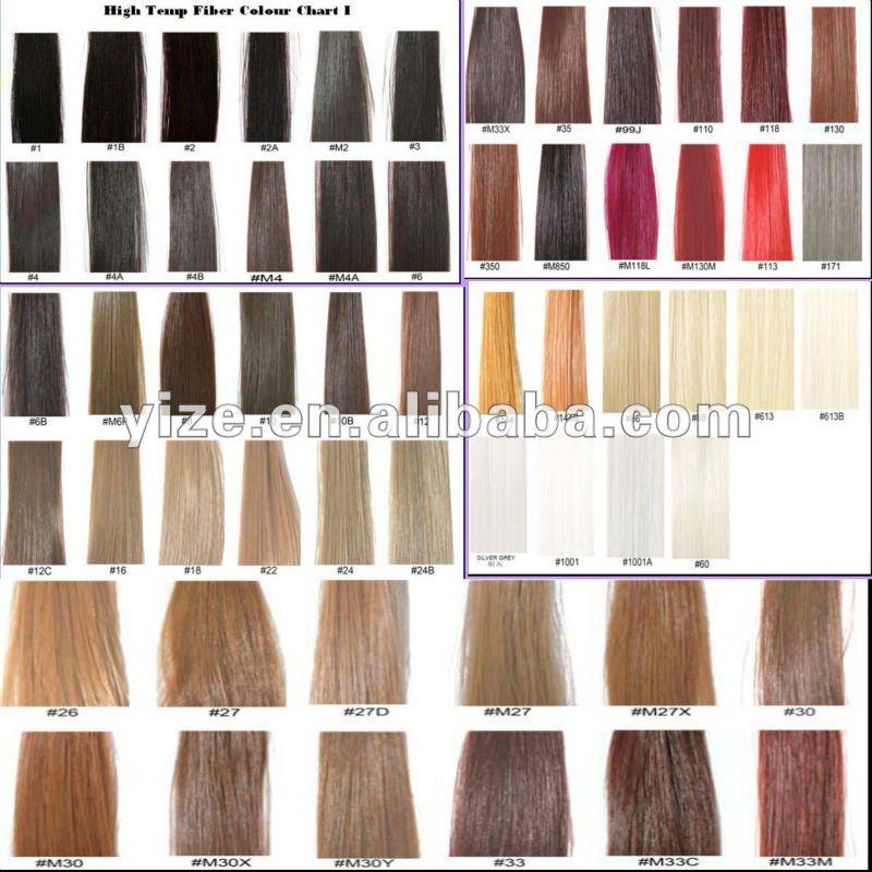 Pin Nuancier Couleur Cheveux Hi Richesse Ok U X Froblog on
