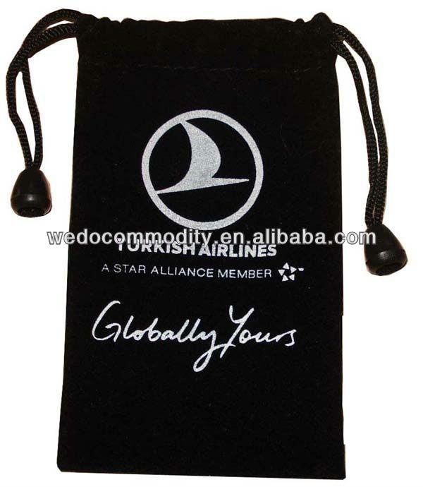 velvet gift bags pouch