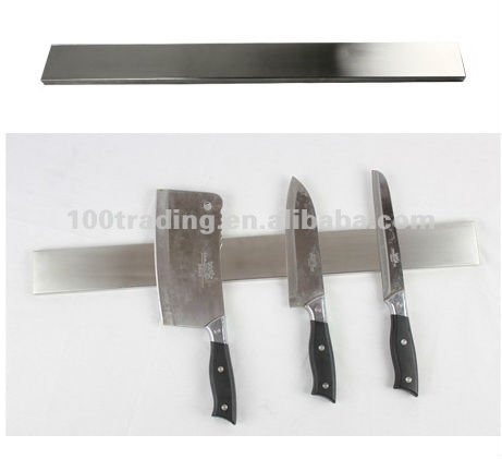 Stainless Steel Magnetic Knife Holder
