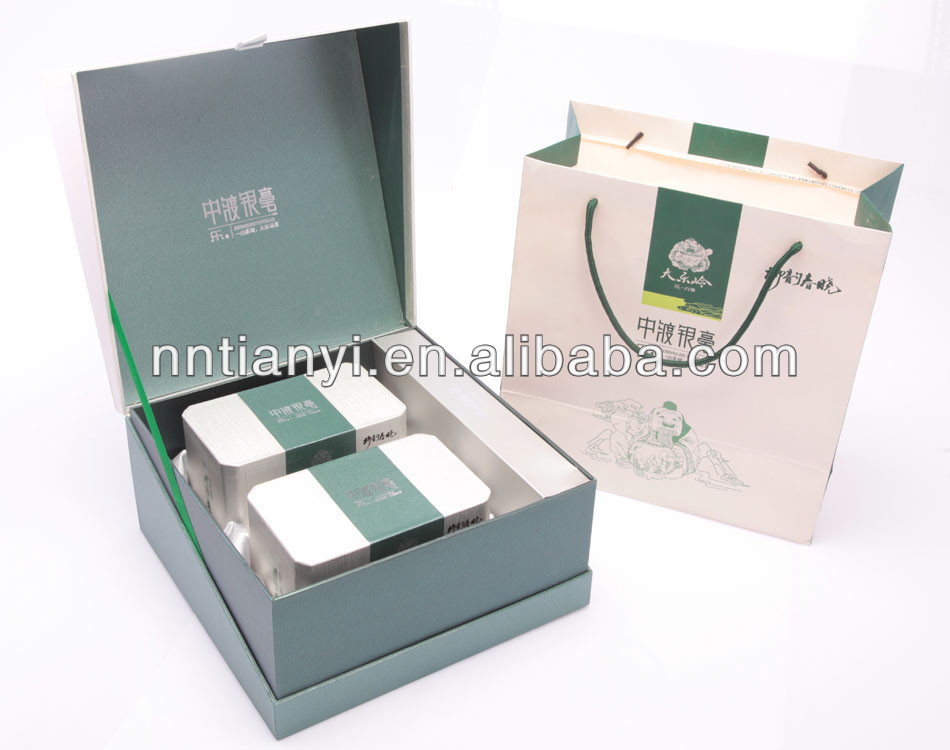 2014 Tea Gift Sets Luxury Packaging Tea Chests for Sale