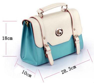 2013 nouveaux sacs de mode dames sacs à main, Design innovant avec pièces métalliques