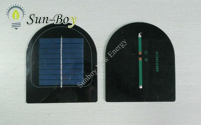 SBE6565 12V 45mA Small Solar Module