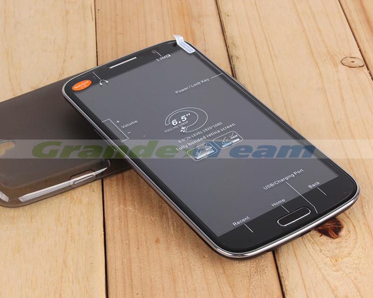 LOWEST star U658 6.5 Inch big screen MTK6582 Quad Core 8gb 13mp MTK6582 low price big screen mobile phones