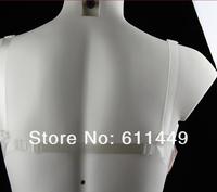 Товары для придания формы женской груди 1170g/pair triangle silicone artificial breast form with strap, 75/34C, 80/36C, 85/38C
