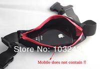 Сумка для путешествий 20pcs /lot Waterproof Version of multi-functional Zipper Pockets Running Travel Fashion Wallet Phones Sports Bag Pockets