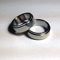 Товары для занятий футболом Chelsea stainless steel ring/ ring laser engraving