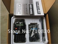 Рация DHL Fast Delivery Factory Price UV-5R Dual Band Ham Radio Walkie Talkie With Keyboard