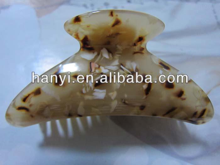 hair claw plastic hair claw fashion hair accessories