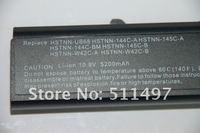 Выберите высокое качество 5200mah аккумулятор для hp elitebook 6930p, 458640-542 482962-001 484786-001 hstnn-ub68 hstnn-ub69, бесплатно
