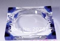 Хрустальная пепельница, k9 кристалл, бесплатный клиент логотип