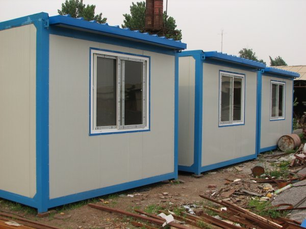 prefab container house, mobile house