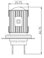 Источник света для авто H7 25
