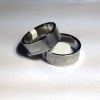 Товары для занятий футболом Inter Milan fc stainless steel ring / seling fans fashion jewelry