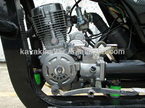 KAVAKI Black 200cc three wheel tricycle/ cargo motorcycle