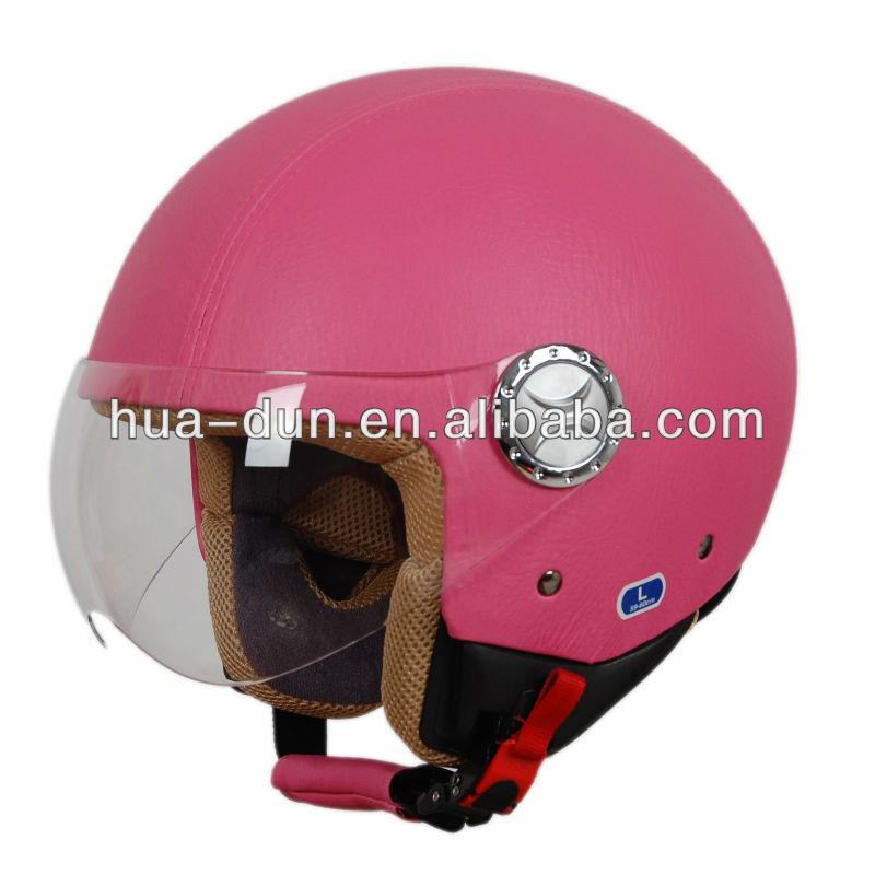 JinHua HD open face helmet ,ece certificated helmet HD-592