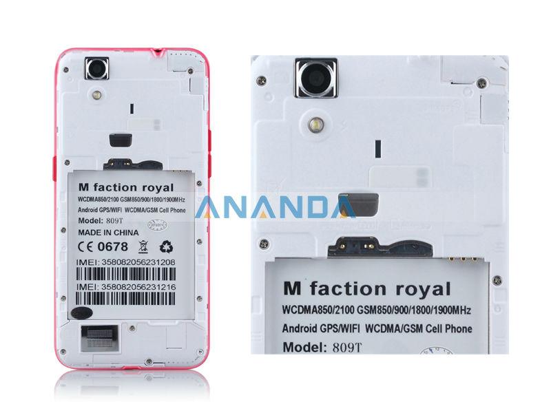 MP809T china smartphone/smart phone