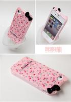 Чехол для для мобильных телефонов TPU Protective Soft Case Cover For iPhone 5 5s