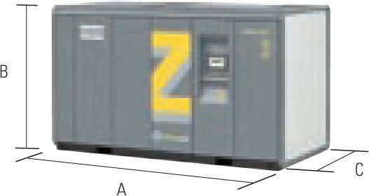 Atlas Copco Oil-free rotary screw compressors(ModelZR110 ZR132 ZR145 ZR160 ZR200 ZR250 ZR275 ZT110 ZT132 ZT132VSD ZT145 ZT160)