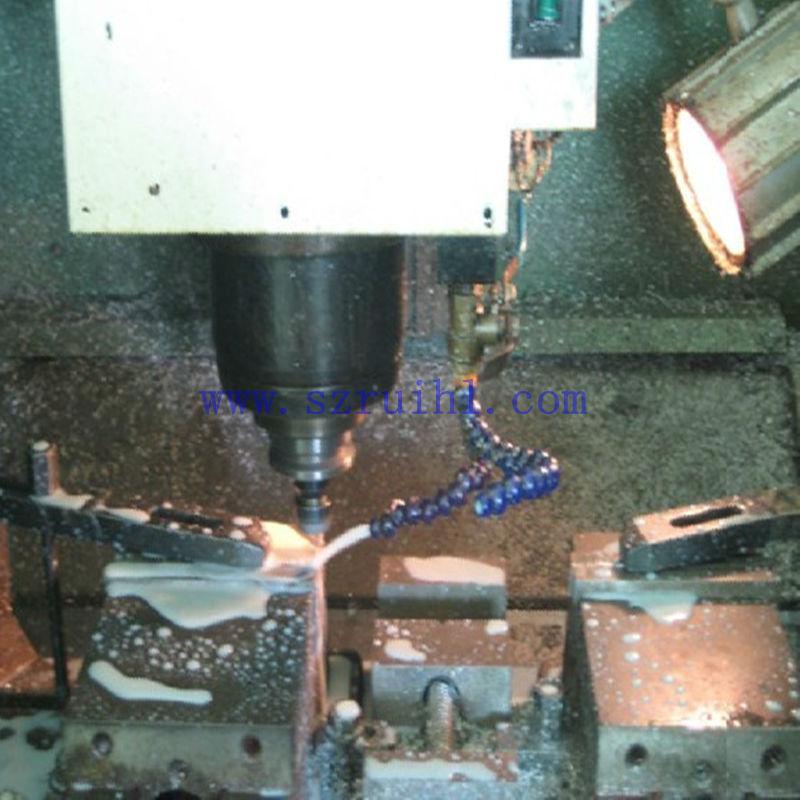 Machine adjustable leveling block equipment spare parts