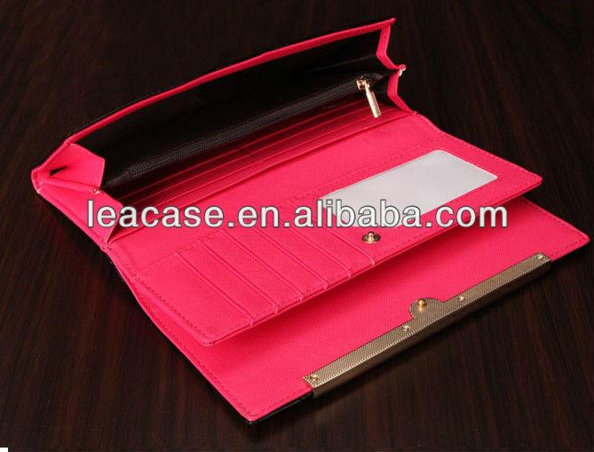Latest design ladies purse,Wallet bag H002 lady's hand