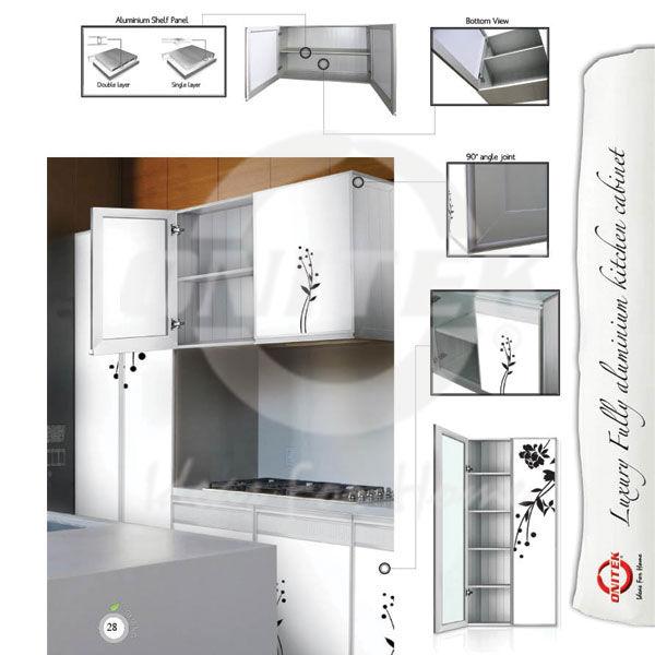 현대적인 주방 캐비닛, 알루미늄 주방 캐비닛, 부엌 캐비닛,-부엌 ...