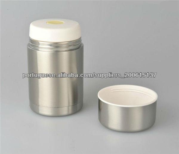Preço caixa de almoço do aço inoxidável fábrica com qualidade superior