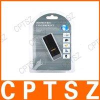 Замки, Затворы, Фиксаторы Mini USB 2.0 Biometric Fingerprint Reader Password Security Lock for PC