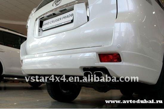 Toyota Land Cruiser 4x4 Accessories Toyota Land Cruiser Prado