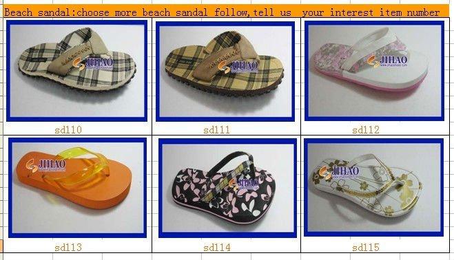 Middle East hot men's sandals & slipper