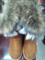 Женские ботинки fox