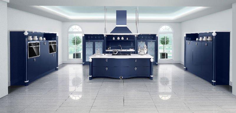 Mejor calidad azul zafiro silestone te negro cuarto mdf mueble ...
